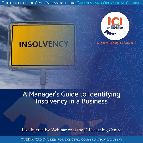 A Manager's Guide to Identifying Insolvency in a Business