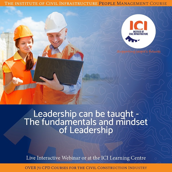 Leadership can be taught - The fundamentals and mindset of Leadership