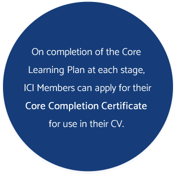 Core Learning PLan - ICI advantage